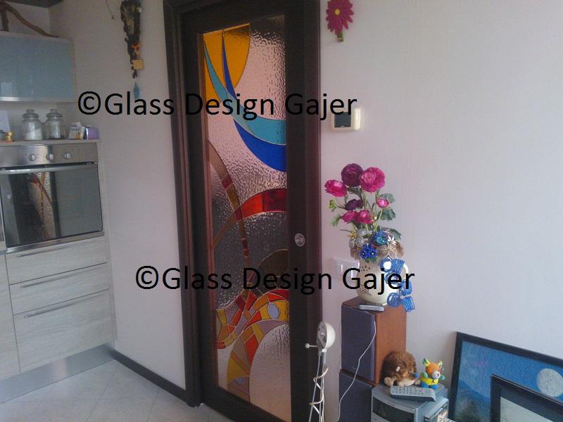 Vetrate artistiche foto immagini disegni per interni for Vetrate artistiche per porte interne